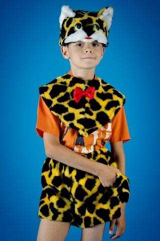 Карнавальный костюм Леопарда/Кота 2