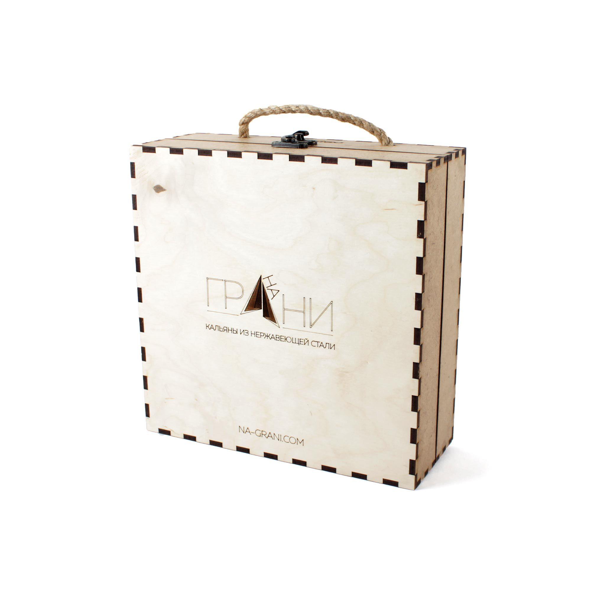 Фирменная коробка На Грани (фото 2)