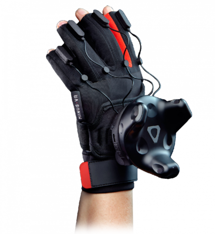 Перчатка виртуальной реальности  Manus Prime One
