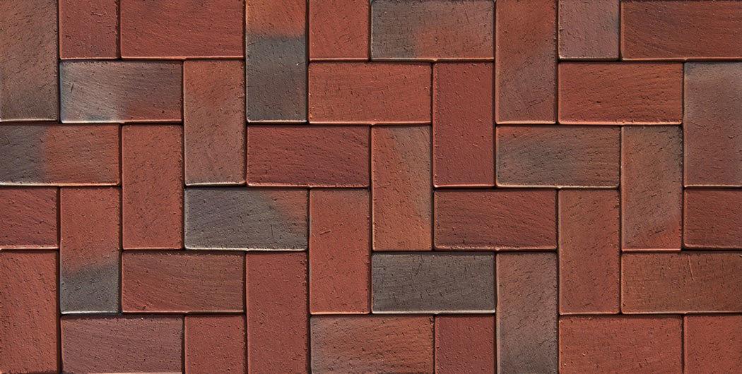 ABC Dormagen, 200x100x52 - Тротуарная клинкерная брусчатка