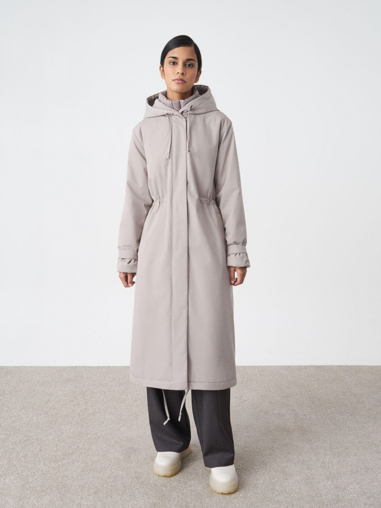 Куртка-парка Дублин