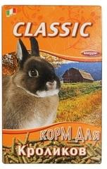 Корм для кроликов FIORY Classic гранулированный