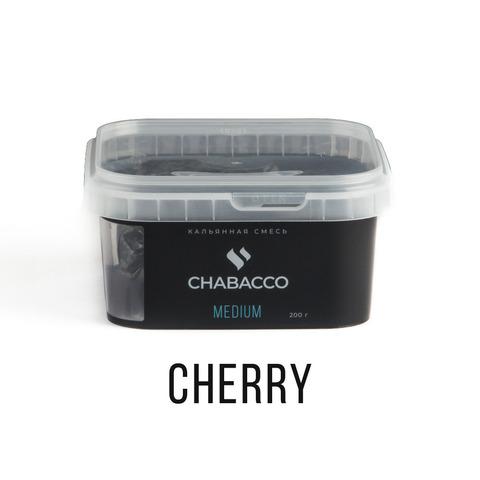 Кальянная смесь Chabacco - Cherry (Вишня) 200 г