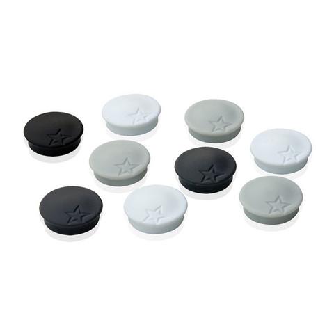 Магнитный держатель для досок 2х3 (диаметр 25 мм, 12 штук в упаковке)