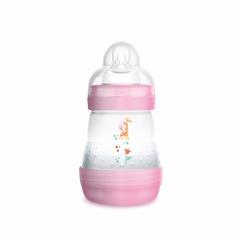 Антиколиковая бутылочка MAM 160мл, возраст 0+, розовый