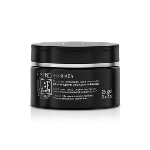 AMEND   Регенерирующая маска для восстановления поврежденных волос, (250 мл)