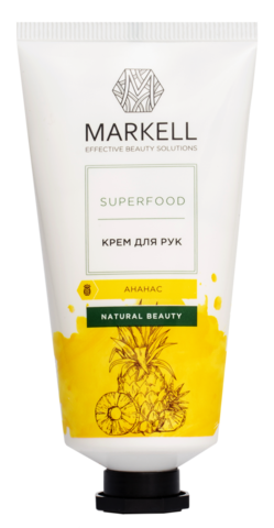 Markell Superfood Крем для рук ананас 50мл