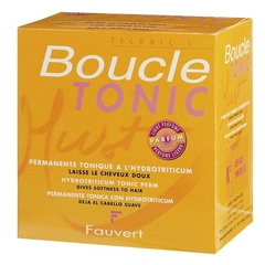 FAUVERT  букле тоник  лосьон №0  перманентный для формирования локонов для жестких трудноподдающихся волос с