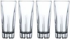 Набор из 4 хрустальных стаканов HAVANNA, 366 мл, фото 1