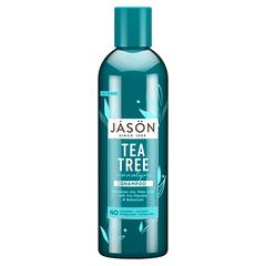 Успокаивающий шампунь с маслом чайного дерева, Jason