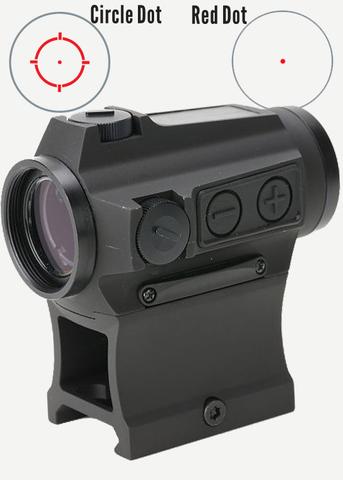 Holosun Micro HS503CU Circle Dot