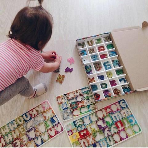 Купить магнитные буквы