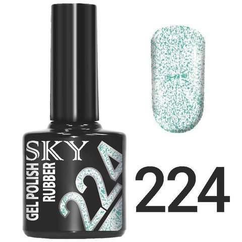 Sky Гель-лак трёхфазный тон №224 10мл