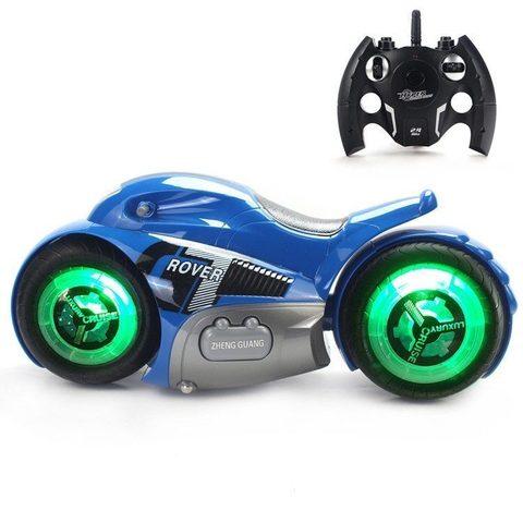 Мотоцикл р/у 1:12 Синий