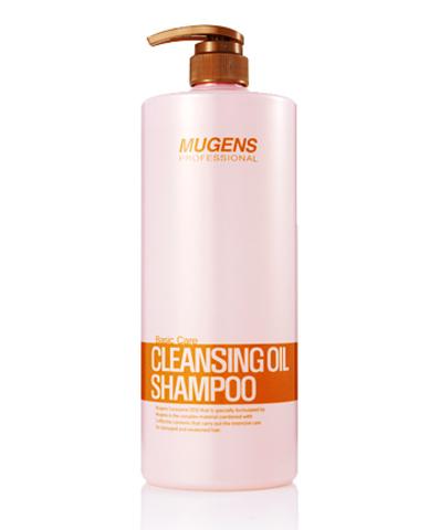 WELCOS Шампунь для волос аргановым маслом Cleansing Oil Shampoo 1500g