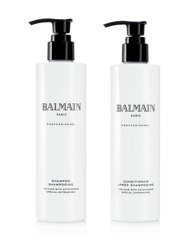 Для наращенных волос: Шампунь Увлажняющий 250 мл + Кондиционер питательный для волос 250 мл со скидкой 50%