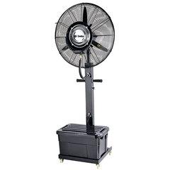 Вентилятор  с увлажнителем воздуха DELTA DL-023H черный