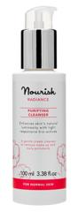 Очищающее молочко для  нормальной и зрелой кожи, Nourish