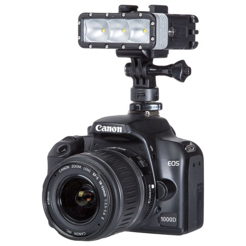 HOT SHOE MOUNT - Крепление на фотокамеру на башмак