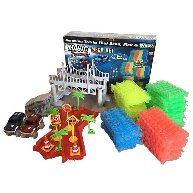 Игрушки для детей Трасса Magic Tracks (Мэджик Трек) 360 дет mega_rek.jpg
