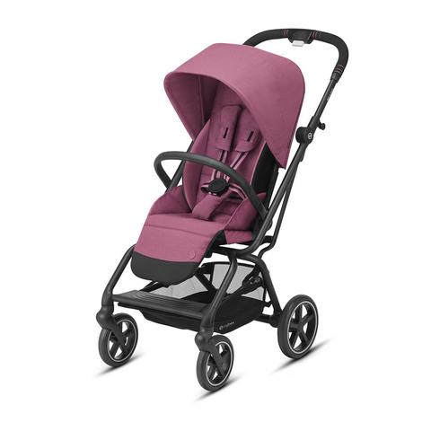 Прогулочная коляска Cybex Eezy S Twist Plus Magnolia Pink