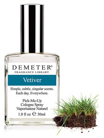 Духи «Ветивер» от Demeter