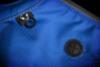 Мотокуртка - ICON SANCTUARY (кожа, синяя)