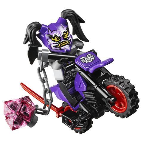 LEGO Ninjago: Ночной вездеход ниндзя 70641 — Ninja Nightcrawler — Лего Ниндзяго