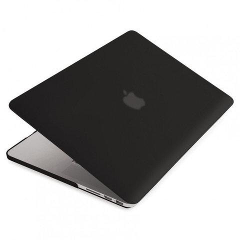 Накладка пластик MacBook Pro 15 /matte black/ DDC