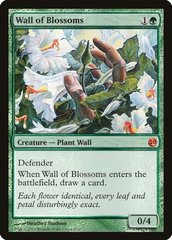 Wall of Blossoms (From the Vault: Twenty Foil, English) NM