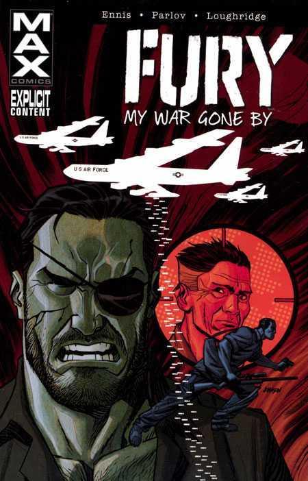 Fury MAX: My War Gone By TPB #2