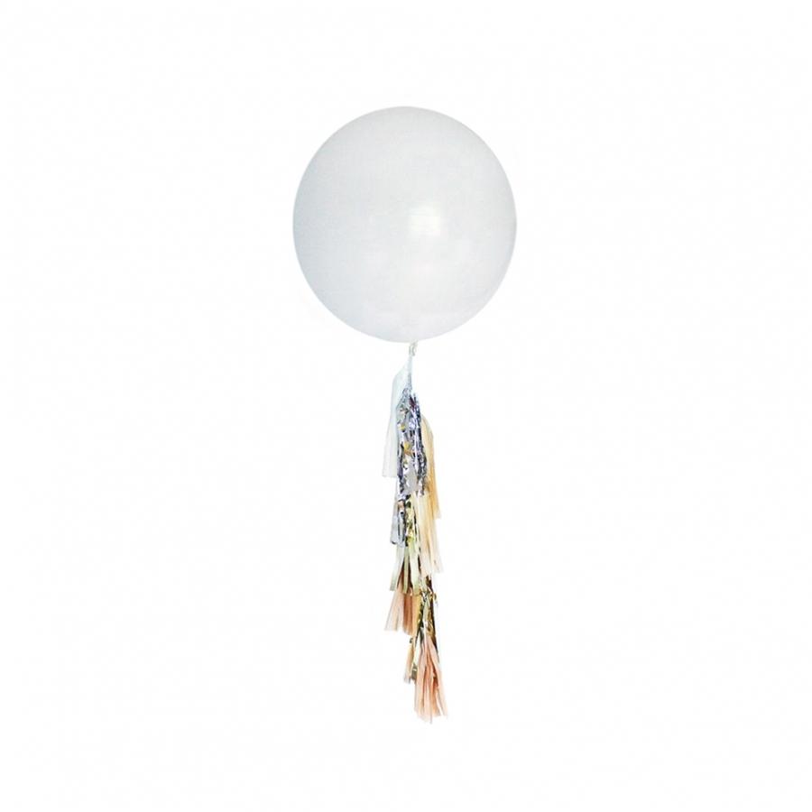 Шары на свадьбу Большой белый шар 90 см. 1435593476-55916b04f376a.jpg