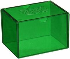 DS Deckboxes: Acrylic Green (100)