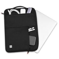 Чехол-сумка для ноутбука 15,6 WiWU Alpha Slim чёрная