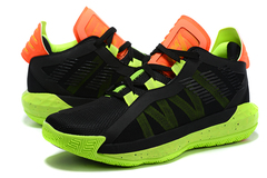 adidas Dame 6 'Black/Light Green'