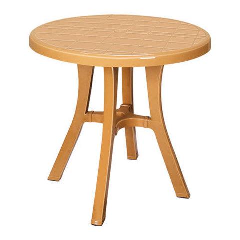 Пластиковый стол HM-510 TABLE ROYAL бежевый (Турция)