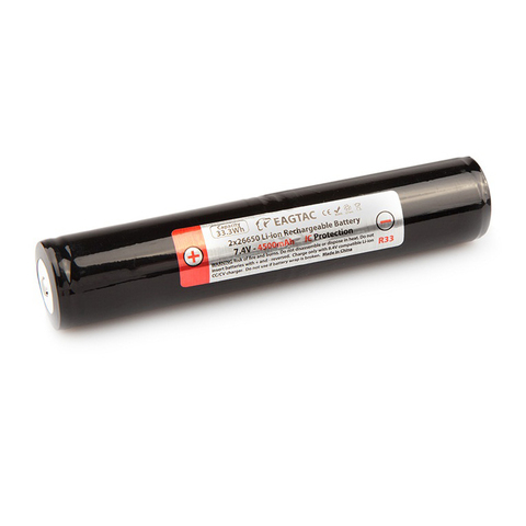 Аккумулятор EagleTac R33 7.4V li-ion, 4500mAh