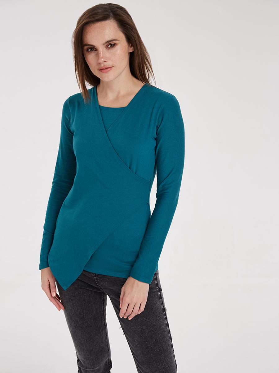Блуза для будущих и кормящих мам - Фото 1