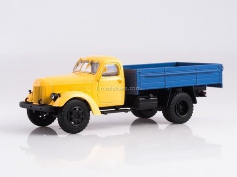 ZIL-164 or LuMZ-890 (ZIL-164A) 1:43 DeAgostini Auto Legends USSR Trucks #49