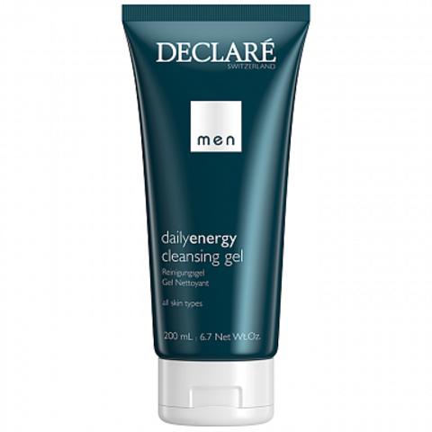 Активный очищающий гель для мужчин DailyEnergy Cleansing Gel, Declare, 200 мл