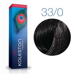 Wella Professional KOLESTON PERFECT 33/0 (Темно – коричневый интенсивный) - Краска для волос