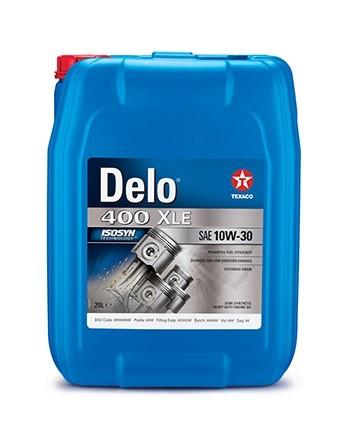 DELO 400 XLE 10W-30 дизельное масло TEXACO 20 литров