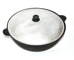 Комплект: печь + казан 8л