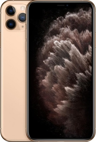 Смартфон Apple iPhone 11 Pro Max 256GB Gold (золотистый)