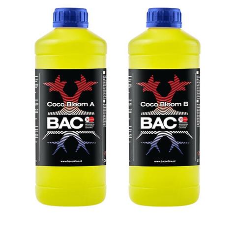 Минеральное удобрение Coco Bloom A/B от B.A.C.