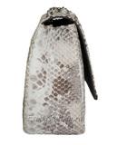 Клатч из кожи питона CL-39