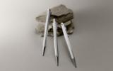 Carandache Ecridor Chevron PP латунь палладиевое покрытие (890.286)