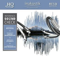 Inakustik CD, Reference Soundcheck, 0167505