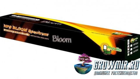 ЛАМПА ДНАТ HPS PHYTOLITE  250W BLOOM (ЦВЕТЕНИЕ)