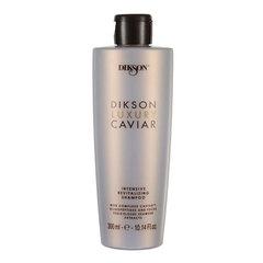 Dikson Intensive And Revitalising  luxury Caviar Shampoo - Интенсивный ревитализирующий шампунь с экстрактом черной икры